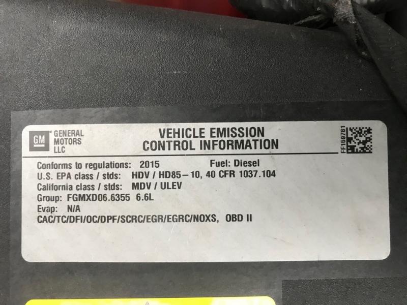 GMC SIERRA 2500HD 2015 price $54,999