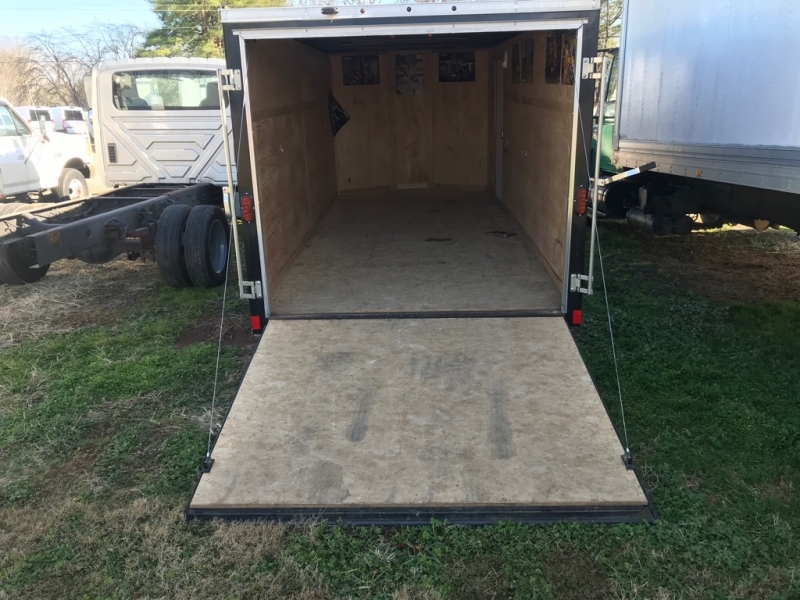 HAULMARK 16' ENCLOSED TL 2017 price $4,999