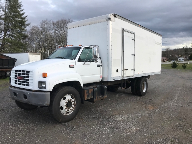 GMC C6500 20' BOX 2000 price $8,999