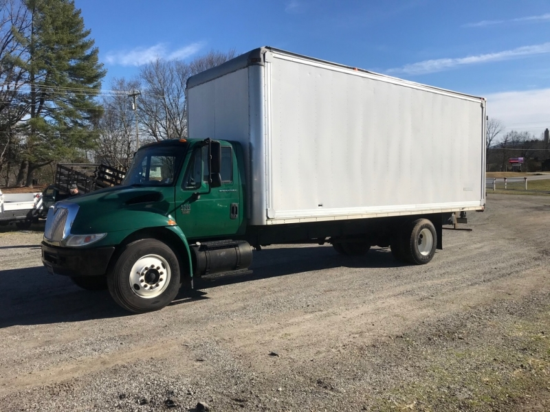 INTERNATIONAL 4300 DT466 2007 price $14,750