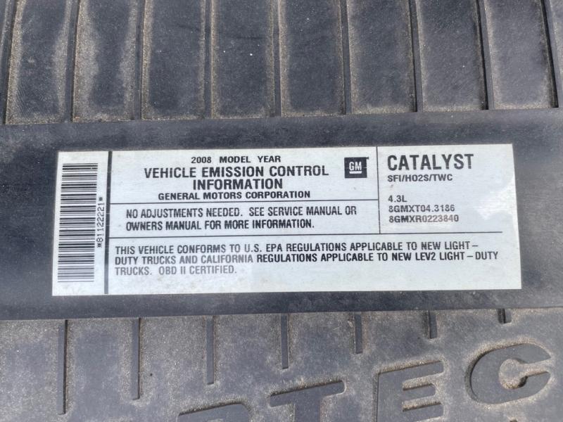 GMC SAVANA G1500 2008 price $9,499