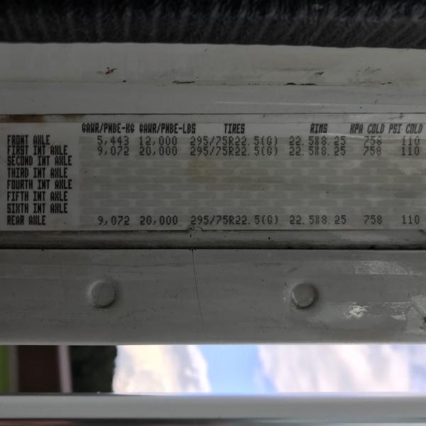 FREIGHTLINER COLUMBIA 120 2008 price $24,999