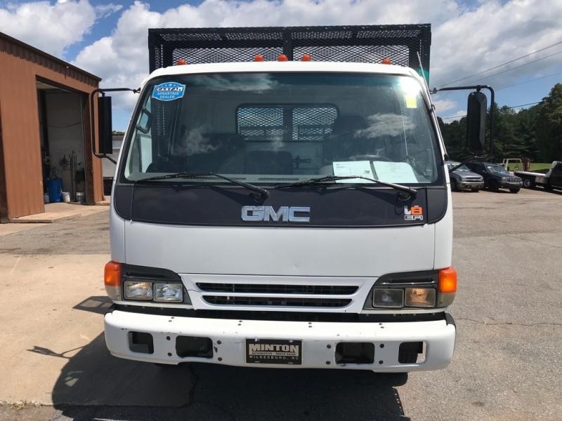 GMC W4500 14'+6' 2000 price $10,499