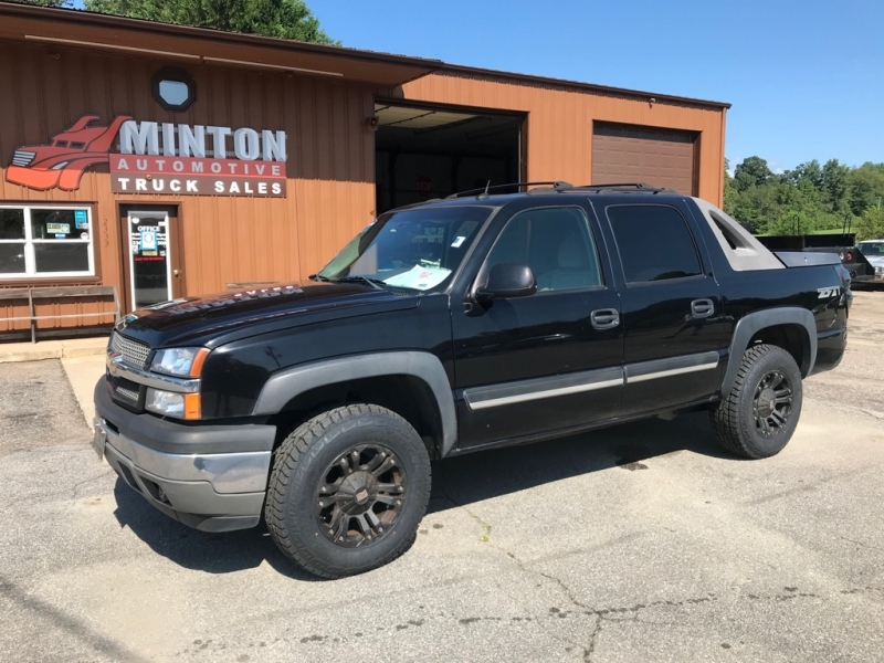 CHEVROLET AVALANCHE 2005 price $7,999