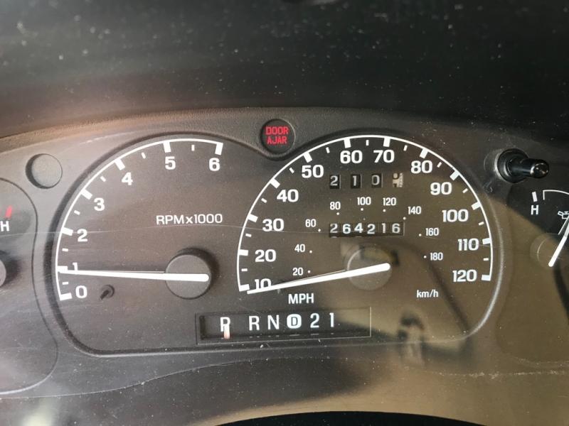 FORD RANGER 1998 price $3,999