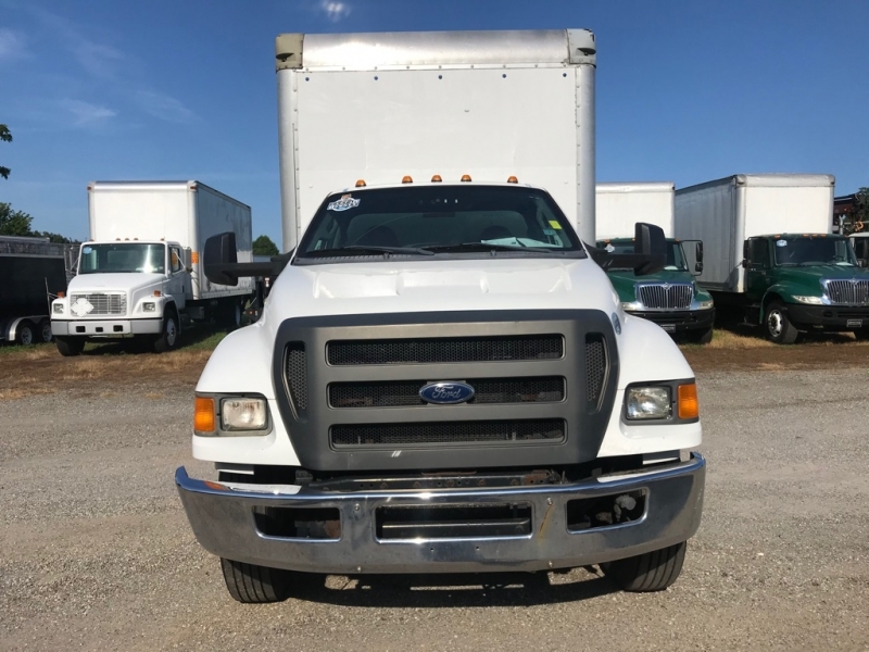FORD F750 2012 price $20,750