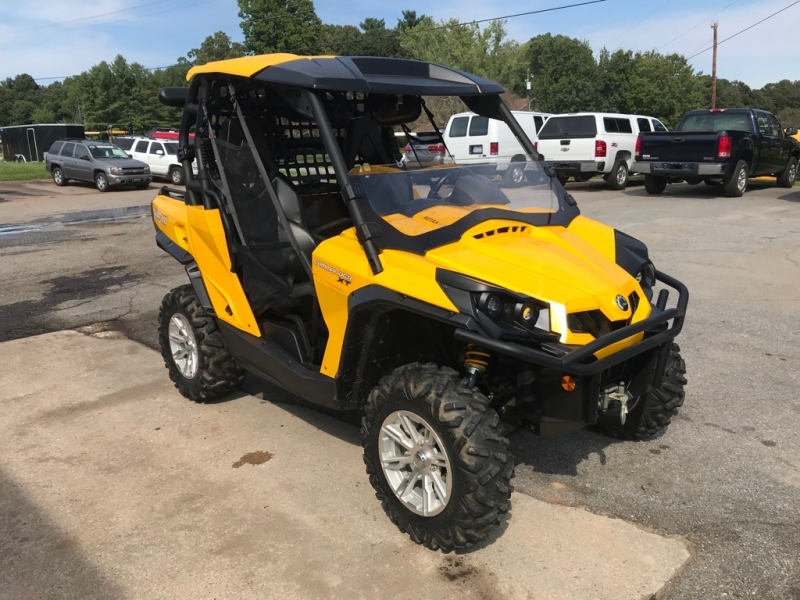 CAN-AM COMMANDER 2011 price $9,499