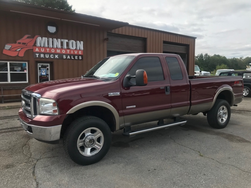 FORD F350 EXT CAB 2006 price $11,999