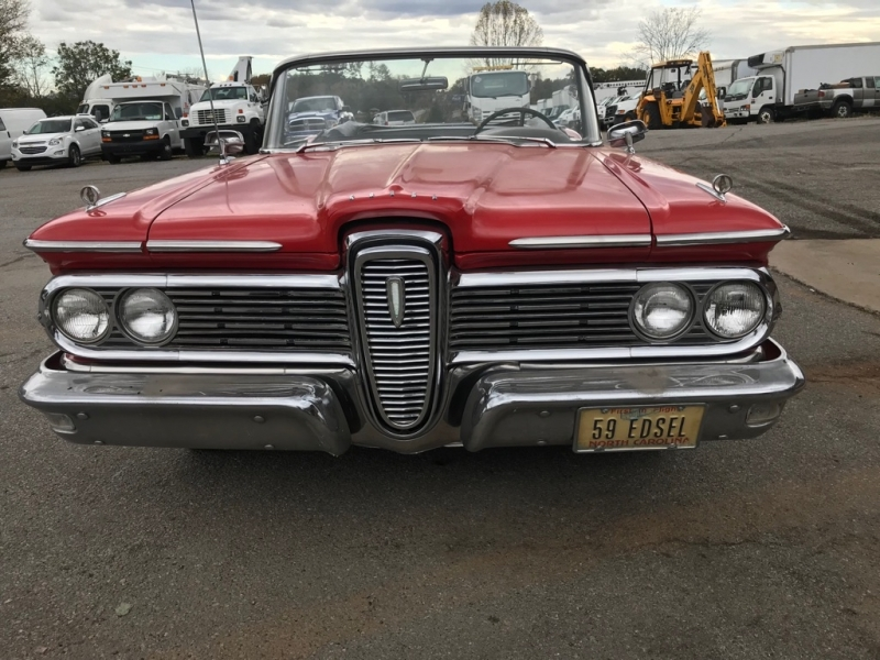 FORD EDSEL CORSAIR 1959 price $26,999
