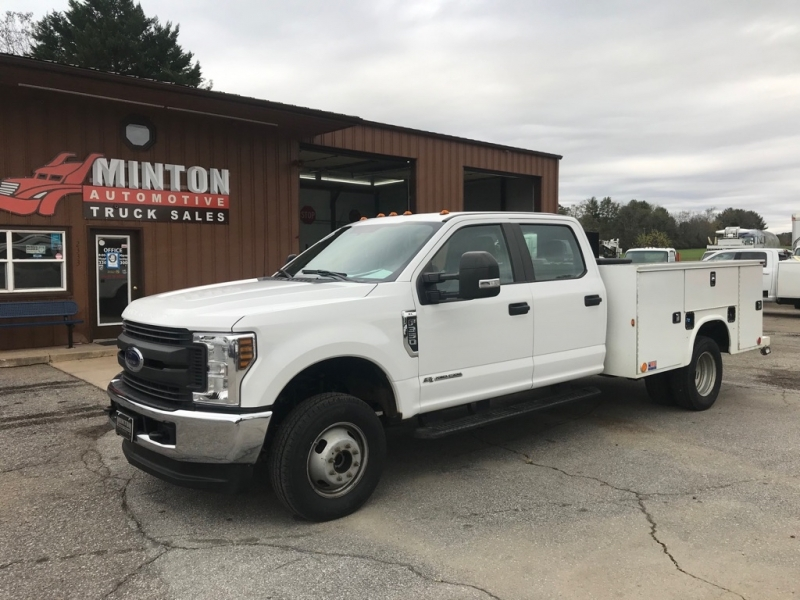 FORD F350 CR UTILITY 2019 price $51,499