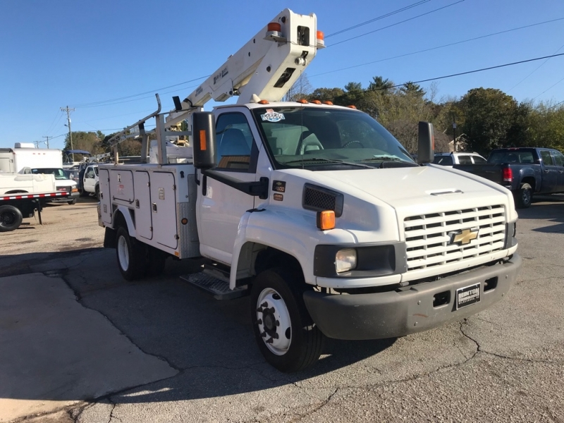 CHEVROLET C4500 BUCKET 2005 price $22,499