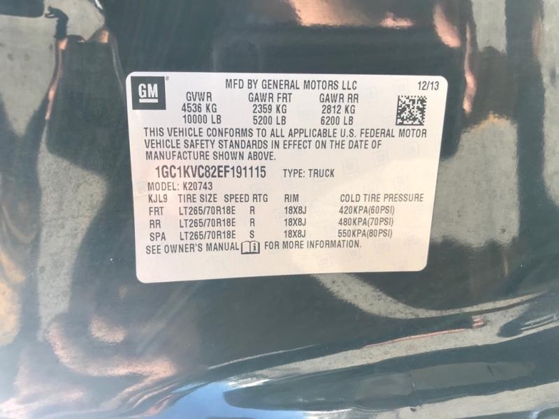 CHEVROLET SILVERADO 2500 2014 price $31,499