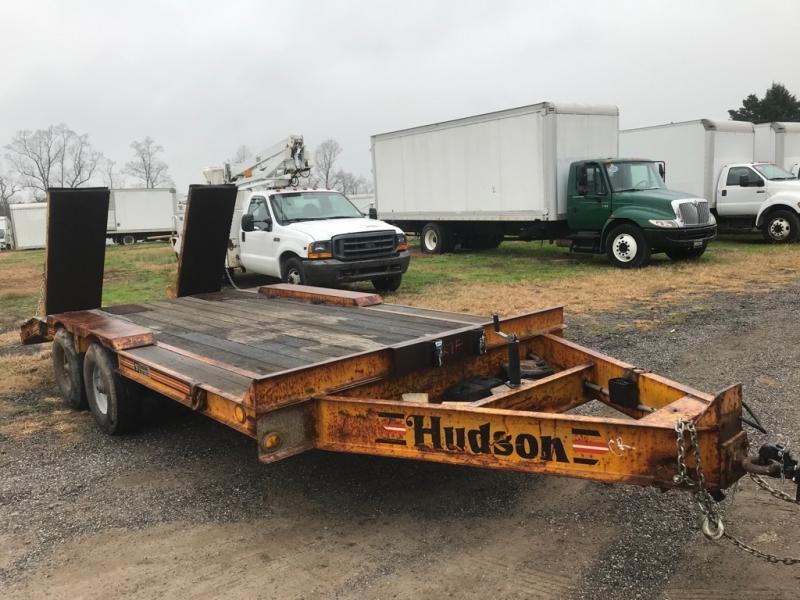 HUDSON 6 TON TANDEM 1993 price $4,999