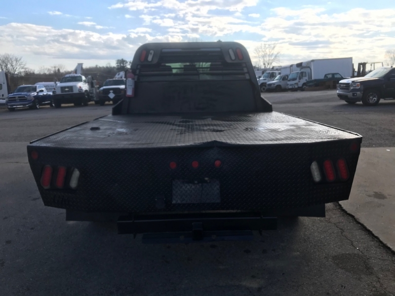 FORD F350 9' FLATBED 2014 price $24,999