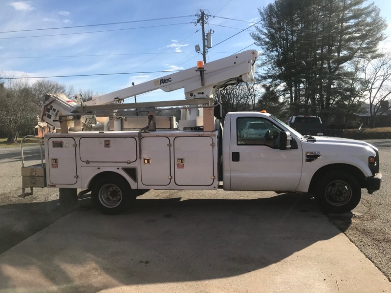 FORD F350 BUCKET 2008 price $15,999