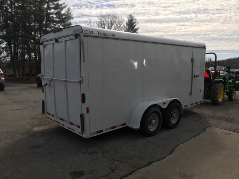 CARGO MATE 16' ENCLOSED 2017 price $6,750