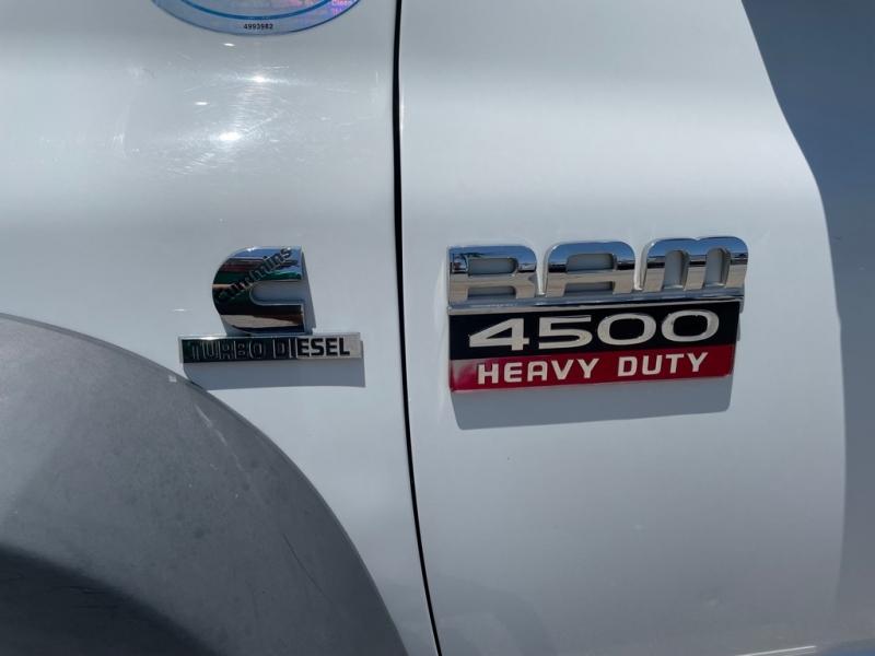 DODGE RAM 4500 BUCKET 2009 price $29,999