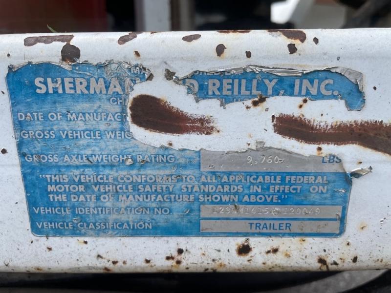 SHERMAN REILLY PULLER 1991 price $9,999