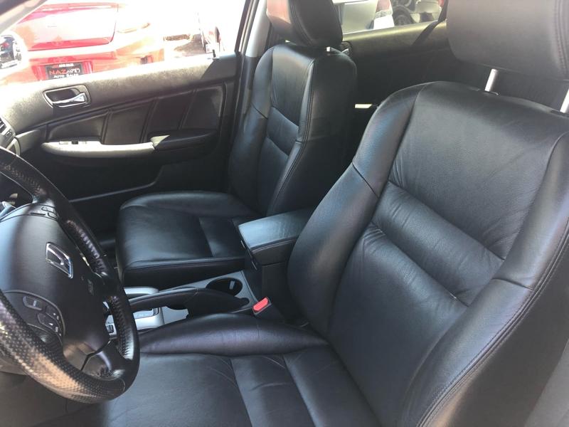 Honda Accord Hybrid 2007 price $7,550