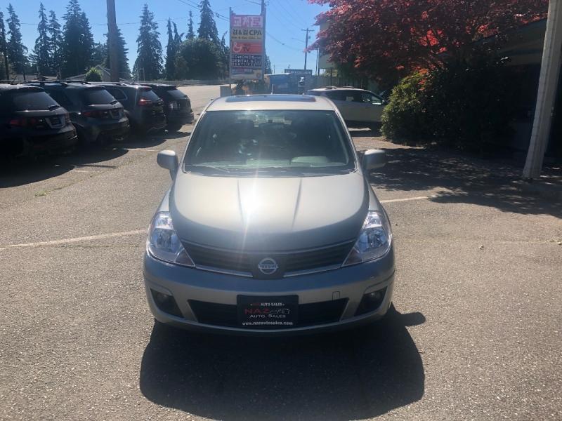 Nissan Versa 2007 price $4,550
