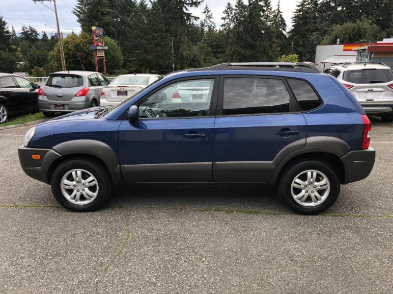 Hyundai Tucson 2007 price $5,550