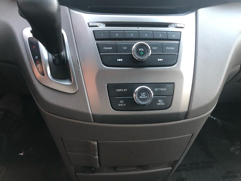 Honda Odyssey 2015 price $13,950