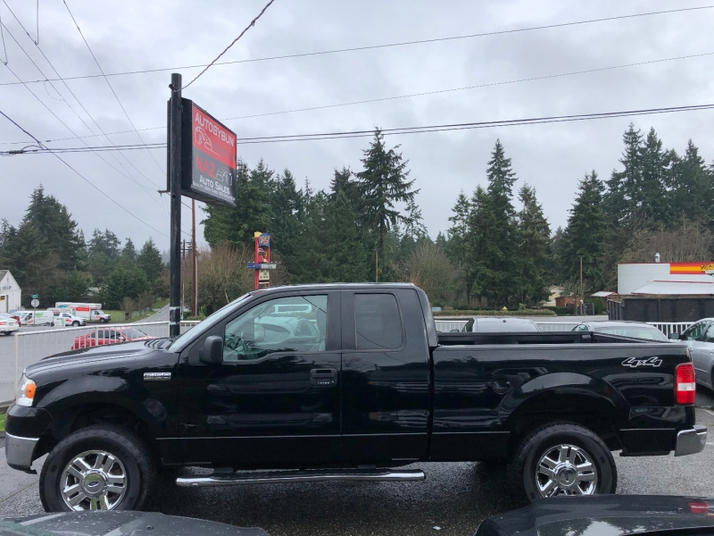 Ford F-150 2007 price $9,550