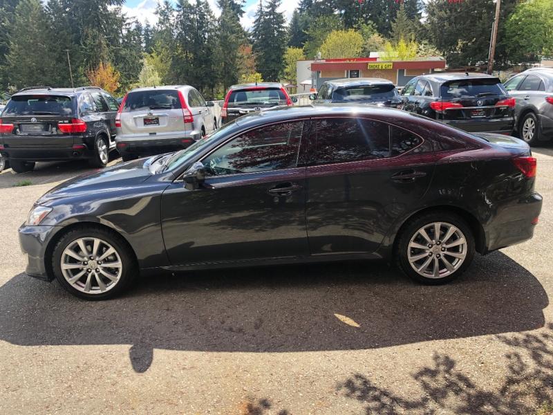 Lexus IS 250 2007 price $12,550