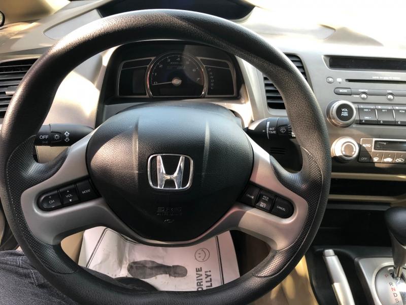Honda Civic Hybrid 2007 price $7,550