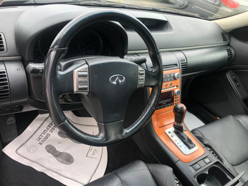 Infiniti G35 Sedan 2006 price $8,550
