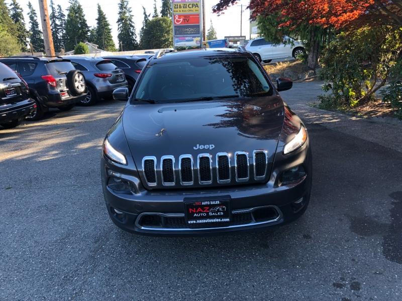 Jeep Cherokee 2015 price $17,950