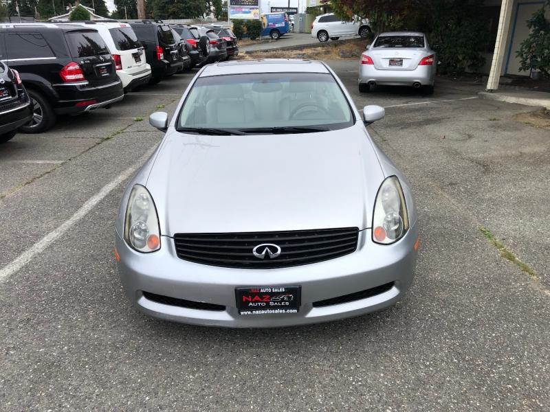 Infiniti G35 Coupe 2005 price $11,550