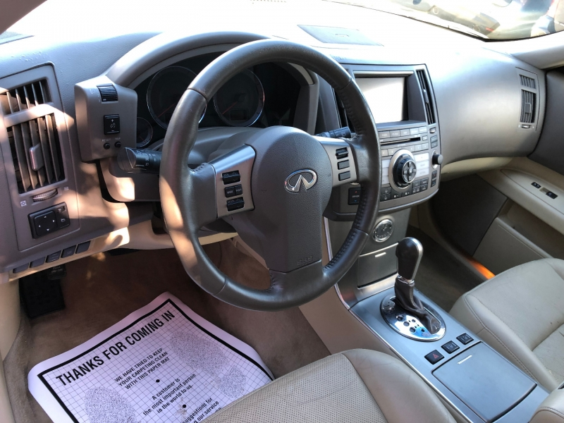 Infiniti FX35 2007 price $8,950