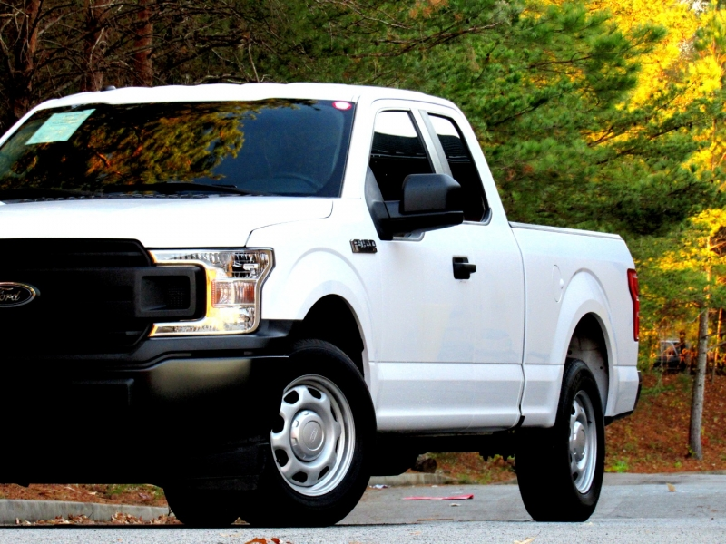 Ford F-150 2018 price $24,000