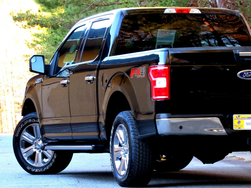 Ford F-150 2018 price $33,997