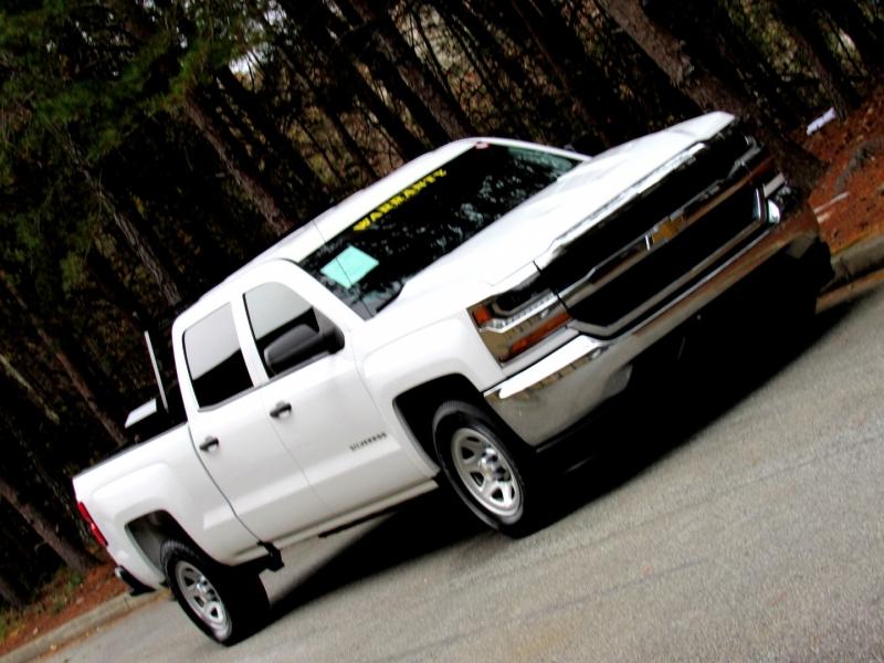 Chevrolet Silverado 1500 2017 price $21,897