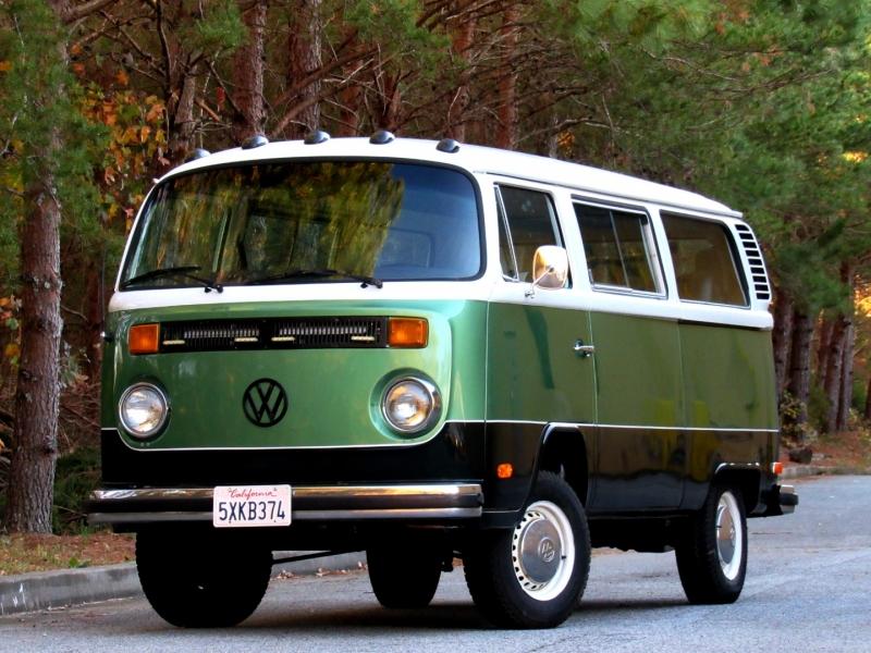 Volkswagen BUS 1978 price