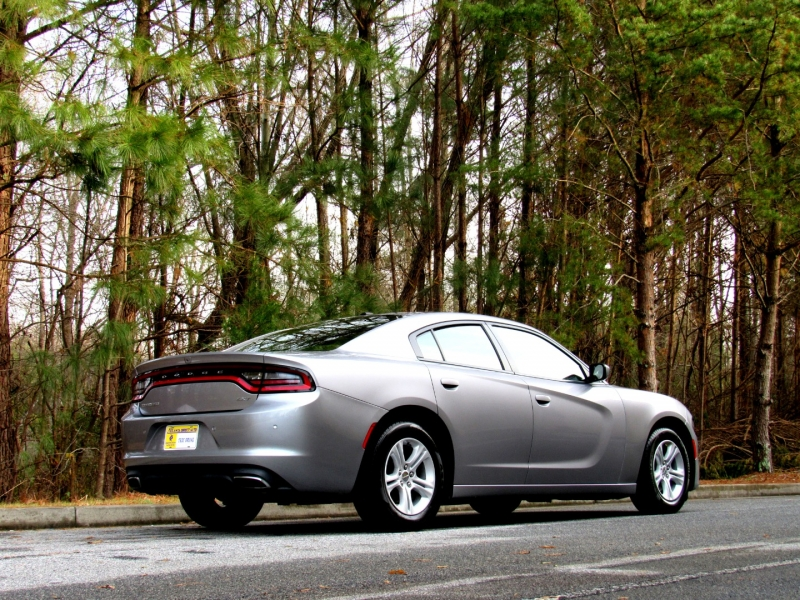 Dodge Charger 2018 price $19,197