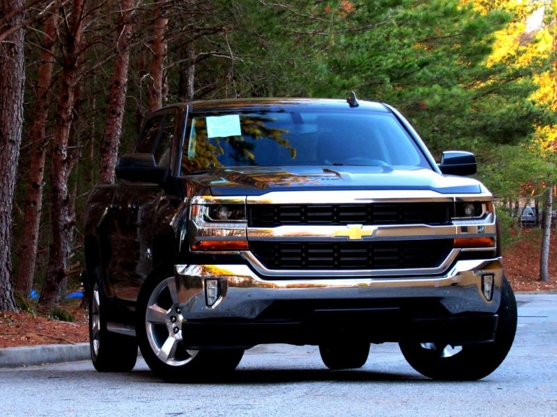 Chevrolet Silverado 1500 2017 price $28,263