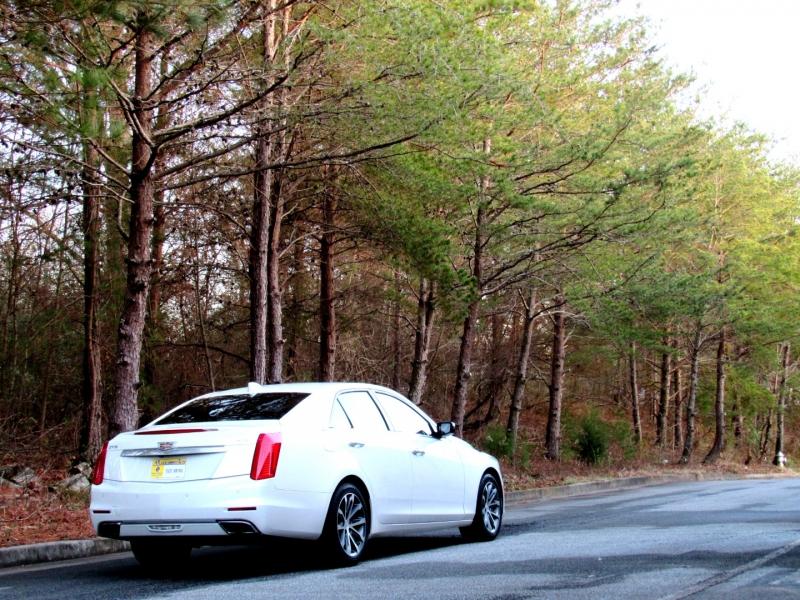 Cadillac CTS Sedan 2016 price $21,997