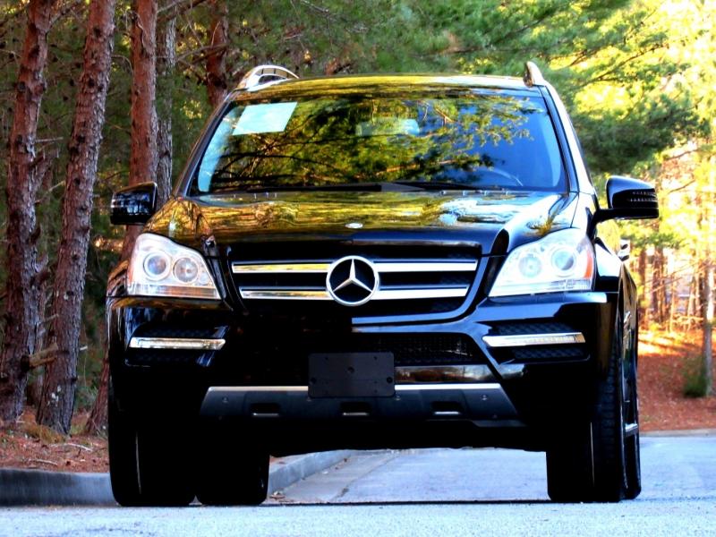 Mercedes-Benz GL-Class 2012 price $17,997