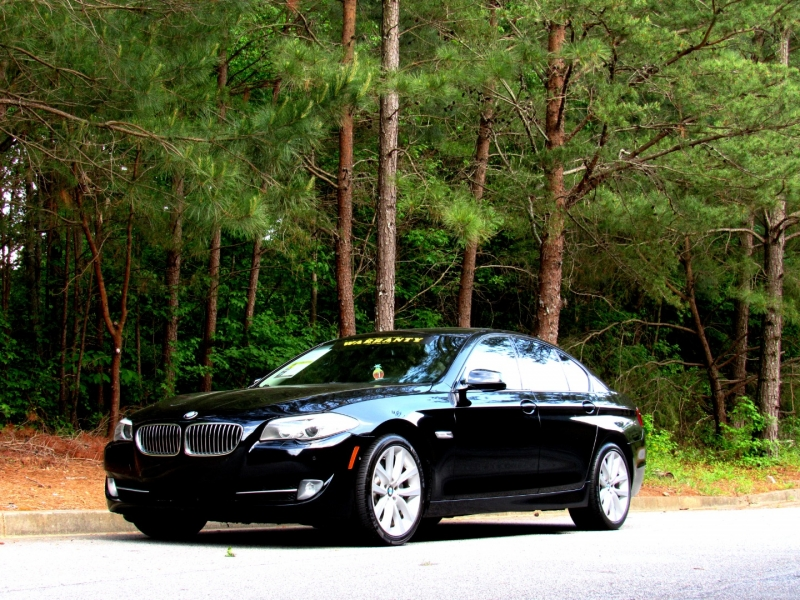 BMW 5-Series 2011 price SOLD