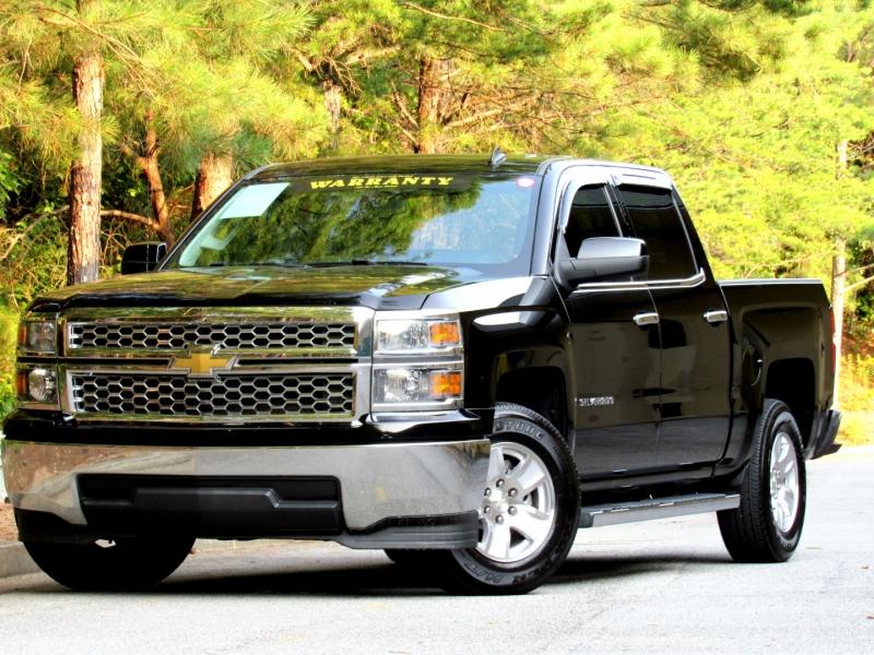 Chevrolet Silverado 1500 2014 price $24,988