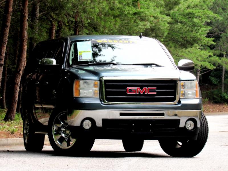 GMC Sierra 1500 2009 price $19,995
