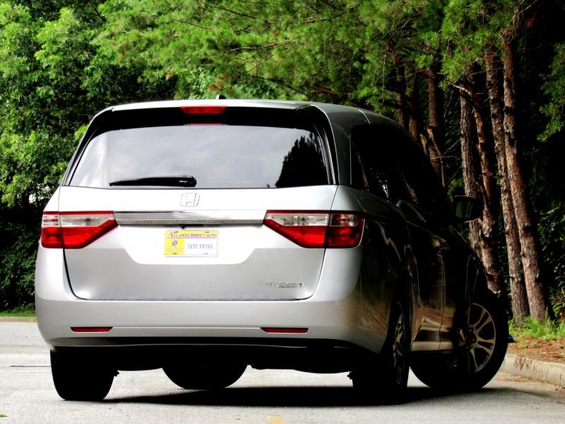 Honda Odyssey 2011 price $11,932