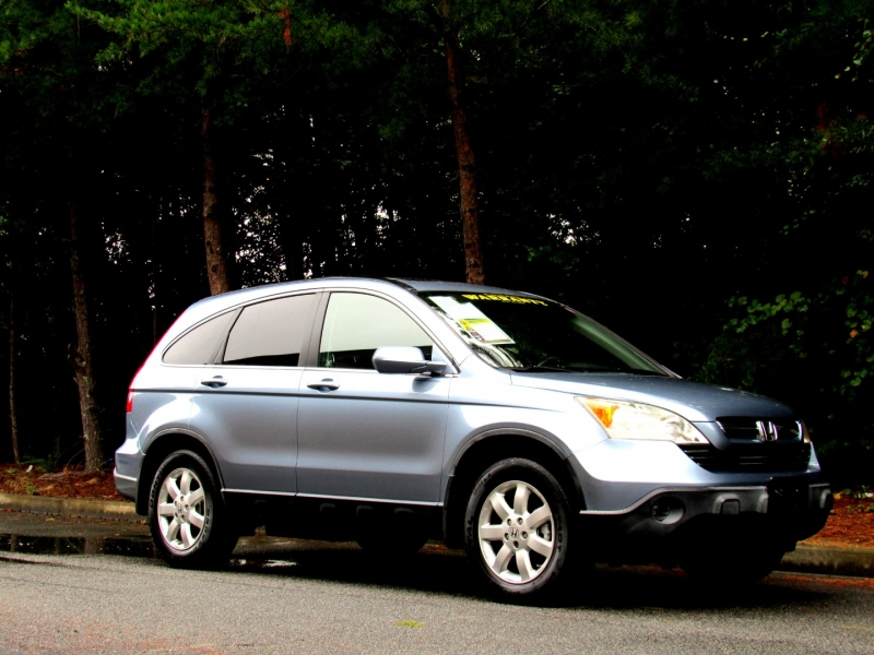Honda CR-V 2007 price $0
