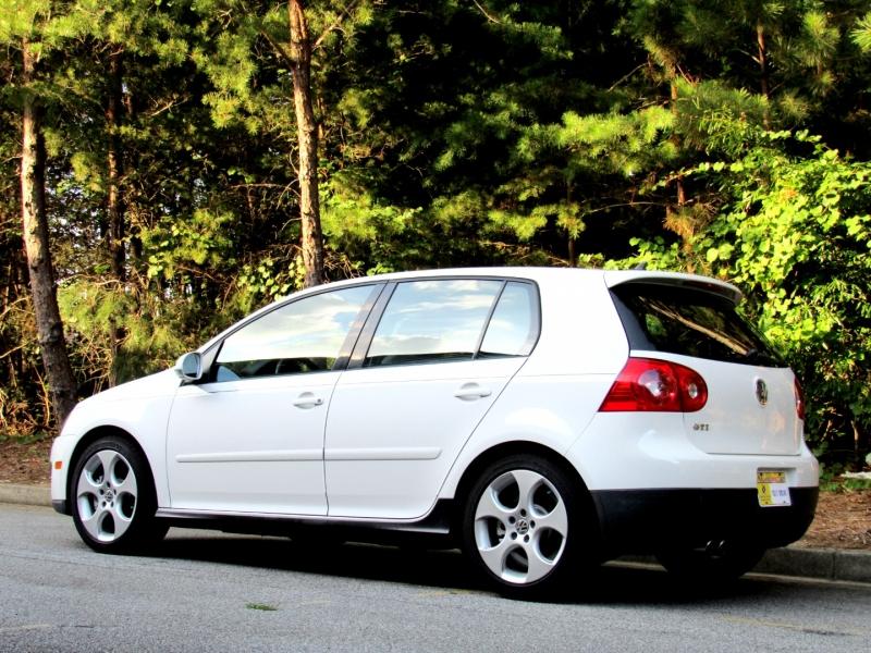 Volkswagen GTI 2008 price $9,987