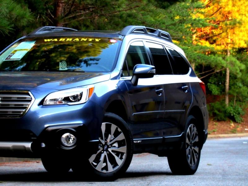 Subaru Outback 2016 price $24,589