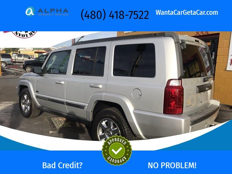 Jeep Commander 2007 price $7,999