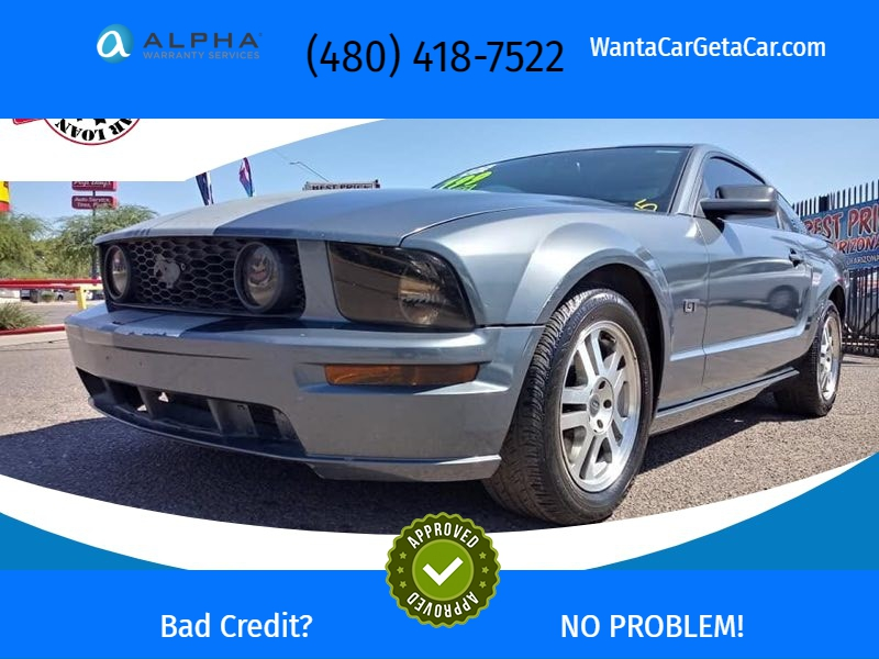 Ford Mustang 2007 price $6,950
